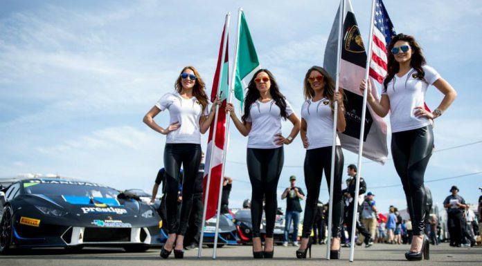 Lamborghini Super Trofeo North America Grid Girls