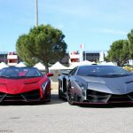 Lamborghini Veneno Roadster and Coupe