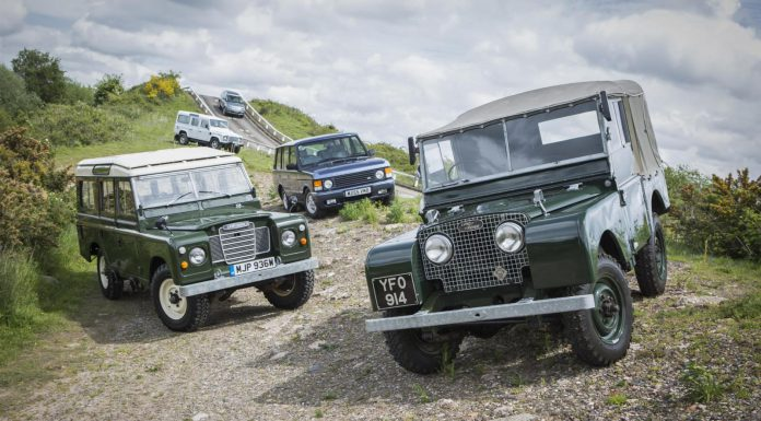 Land Rover Heritage Drivig Experience launched