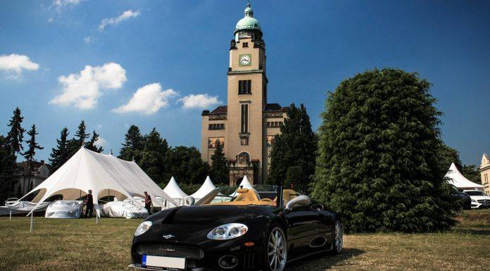 Spyker 2015 Legendy Motoring Festival in Czech Republic