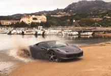 Lion's Run Ferrari 458 Italia