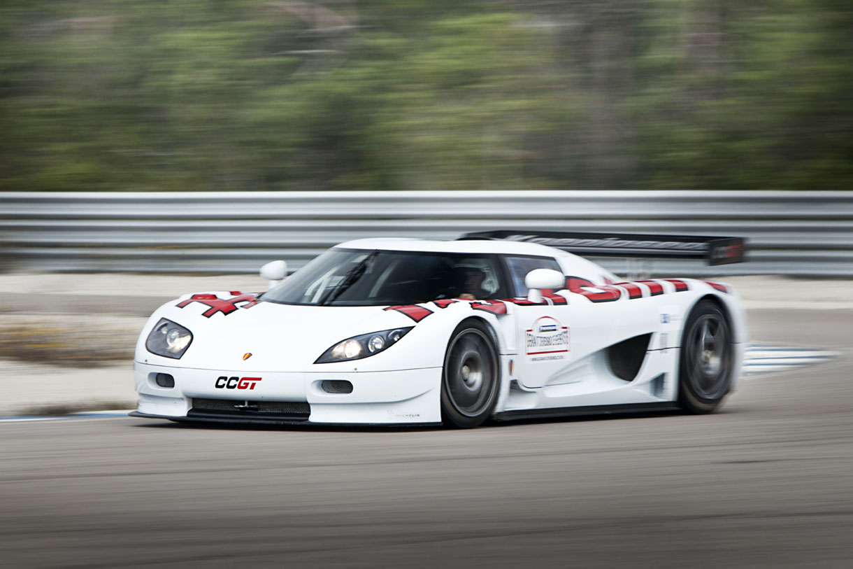 Story Behind The Koenigsegg CCGT Le Mans Racer
