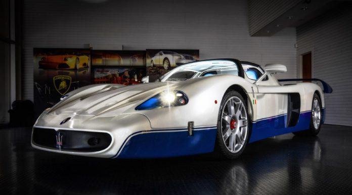 Rare Maserati MC12 for sale in the U.S