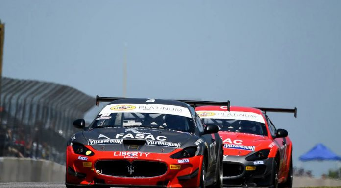 2015 Maserati Trofeo World Series at Road America