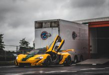 McLaren Celebrates 20th Anniversary Le Mans Win in Full Glamour