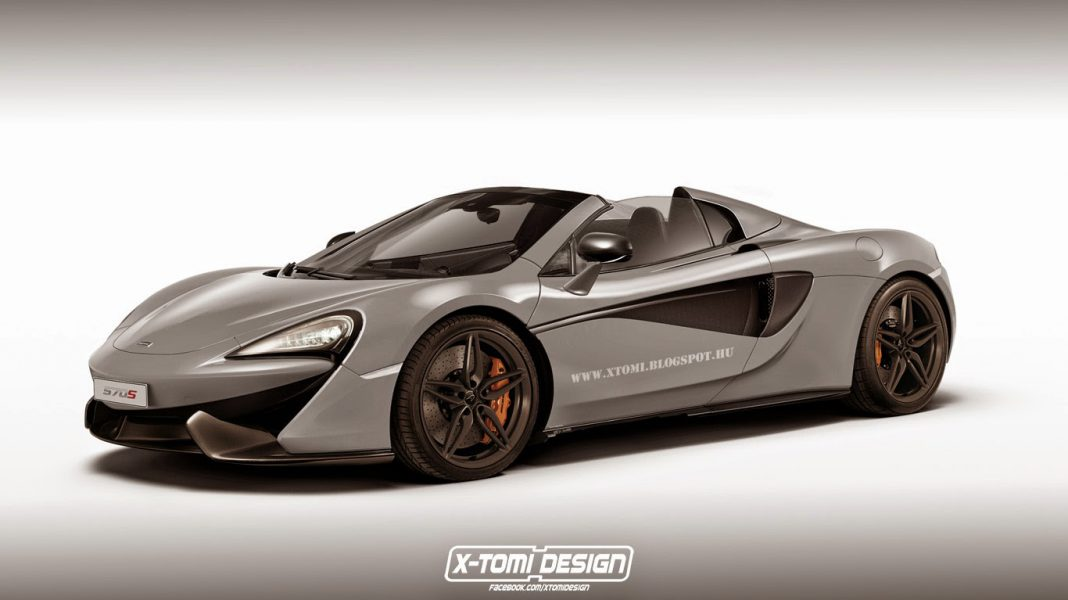 Two new McLaren Sports Series models