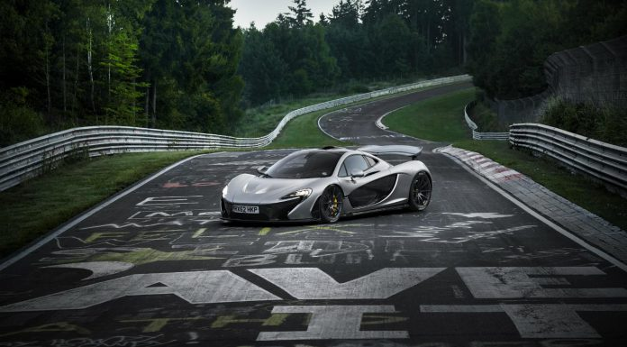 Lap records banned at Nurburgring Nordschleife