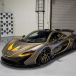 Unique McLaren P1 for sale on eBay