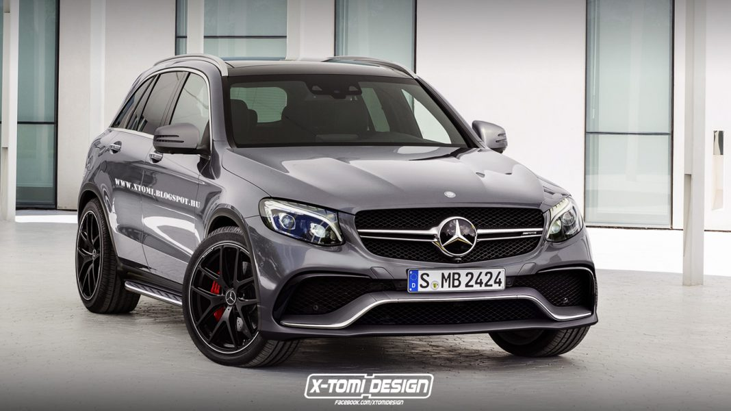 Mercedes-Benz GLC 63 AMG2