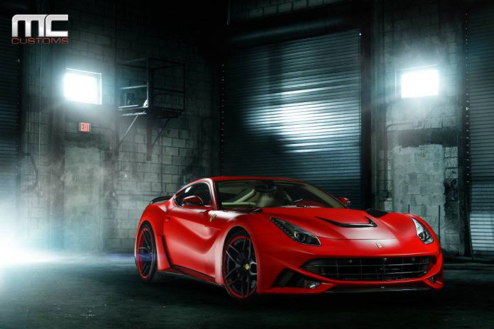 Novitec N-Largo Ferrari F12 by MC Customs