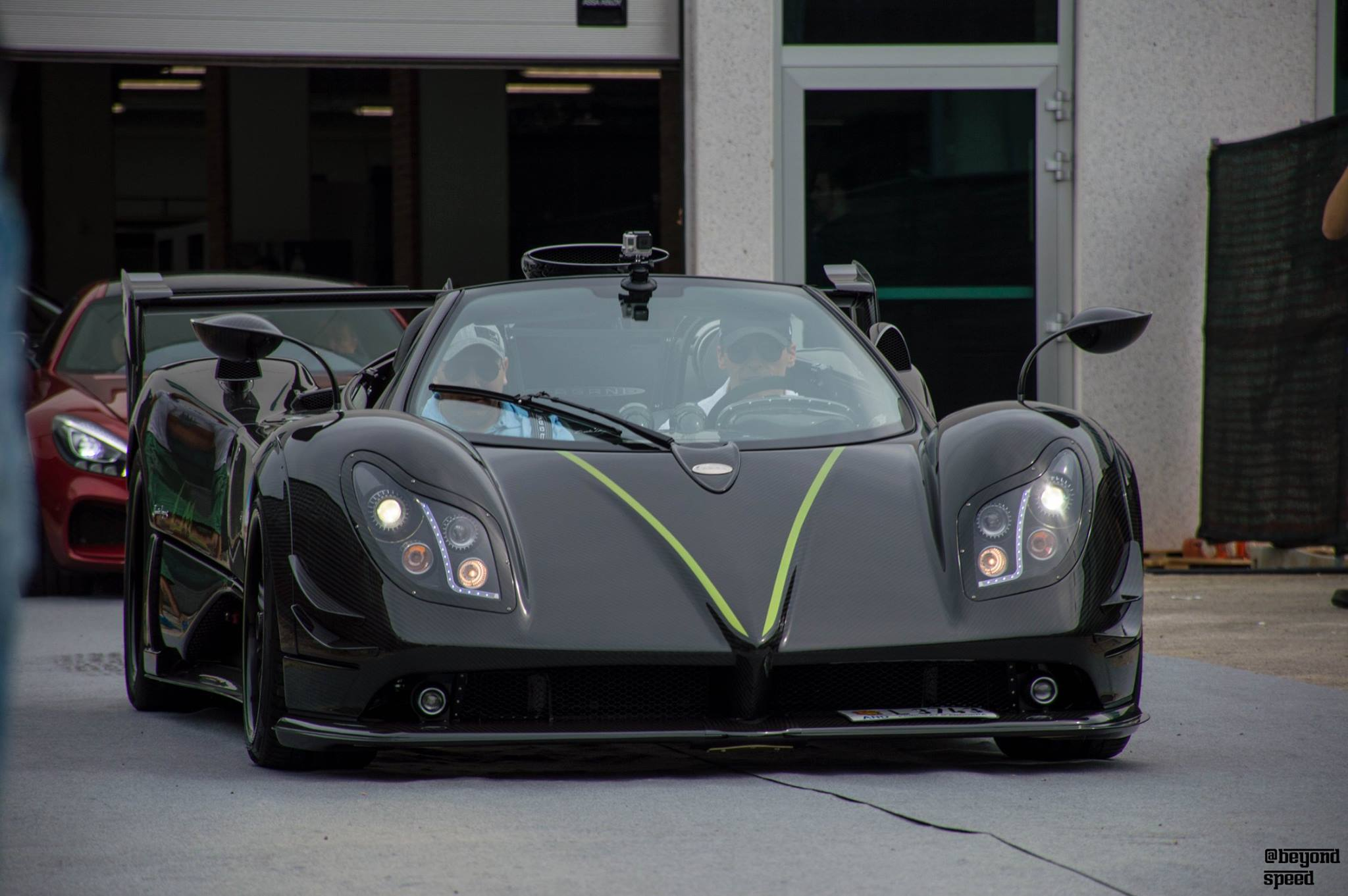 pagani vanishing point 2015 highlights - gtspirit