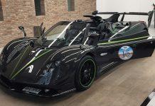 Pagani Zonda 760LM Roadster