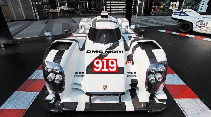 Porsche 919 Hybrid replica for sale