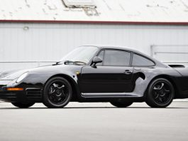 Rare Porsche 959 to be auctioned