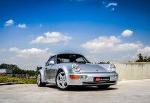 Rare Porsche 964 30 Jahre Edition For Sale in Belgium