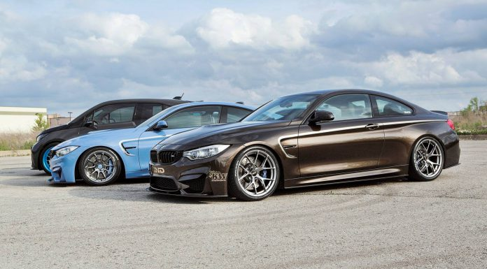Pyrite Brown BMW M4