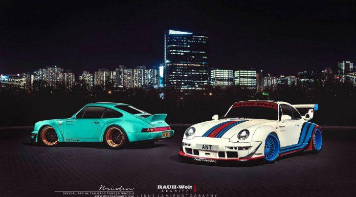 RWB Porsche 911 i