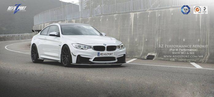 Official: RevoZport BMW M3 & M4 Aerokit