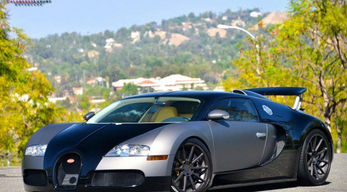 Scott Disick Bugatti Veyron for sale