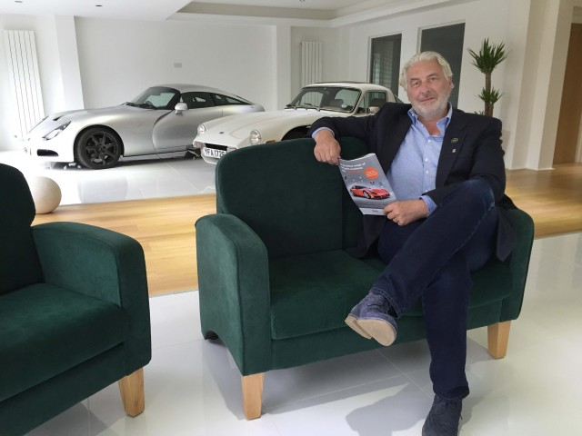 TVR To Restart Production with New Car Powered by Cosworth