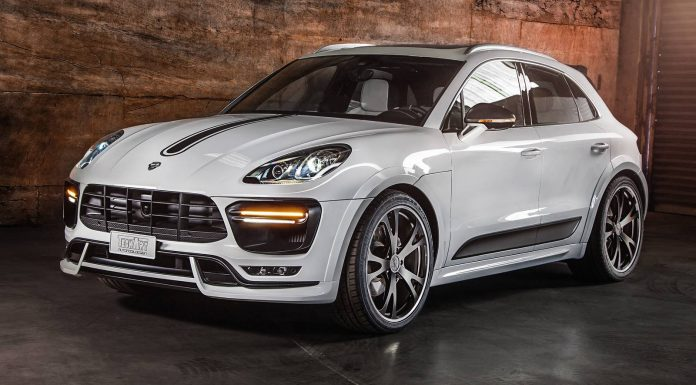 Techart Macan