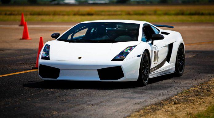 Gidi Chamdi Lamborghini  Gallardo Superleggera by UGR