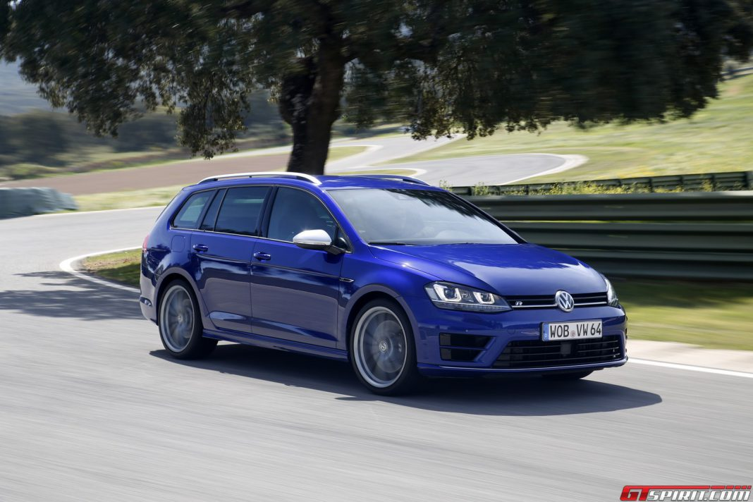 2016 volkswagen golf r variant review gtspirit. Black Bedroom Furniture Sets. Home Design Ideas