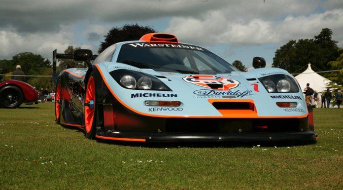 Wilton House 2015 McLaren F1 GTR Long Tail
