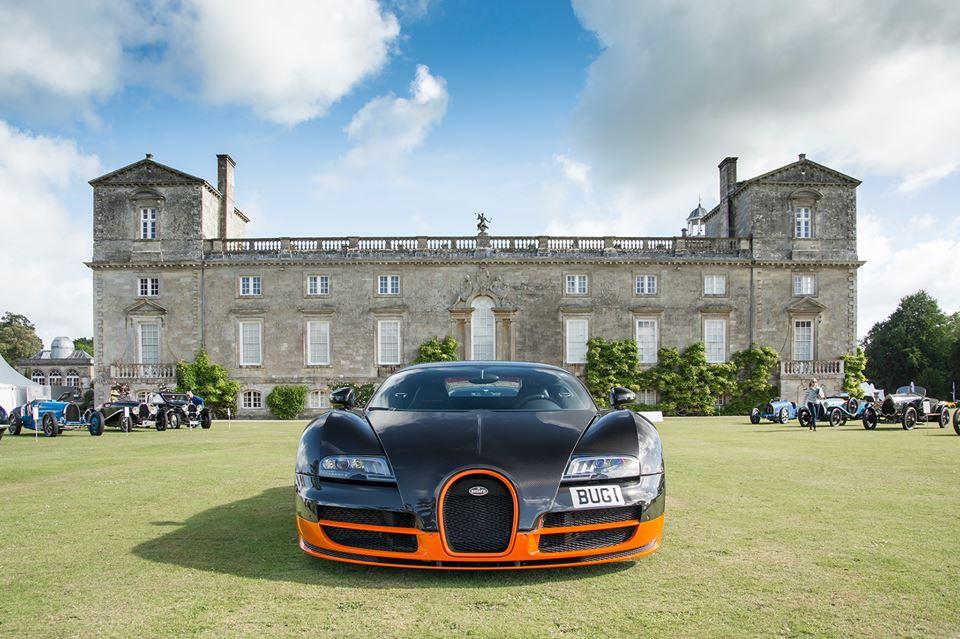 Wilton House 2015 Bugatti Veyron Super Sport WRC