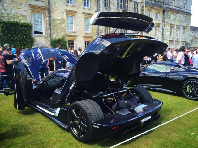 Wilton House  2015 Koenigsegg One:1
