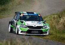 FIA ERC: Skoda Wins Ypres Rally as Citroen Claims Double Podium