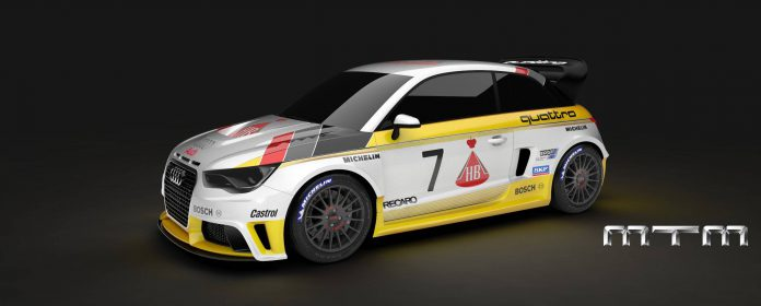 MTM Audi S1 quattro Group B