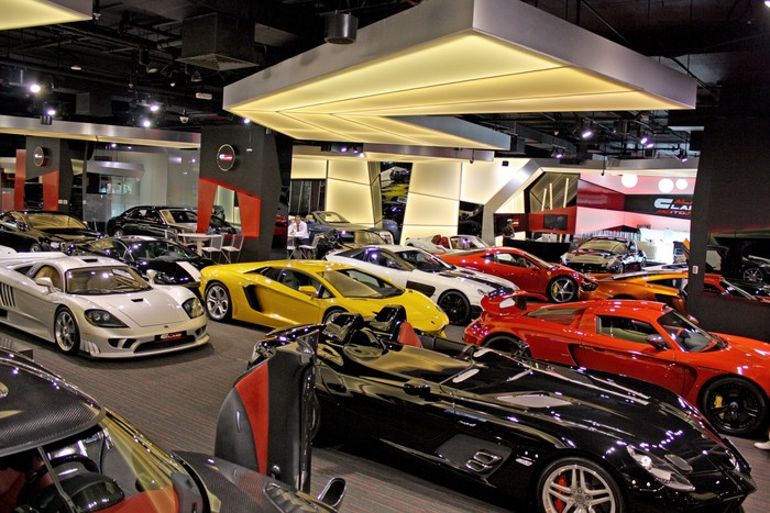Gtspirit S Top 10 Exotic Car Dealerships Gtspirit