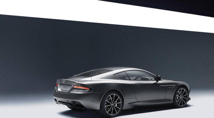 Aston Martin DB9 GT rear
