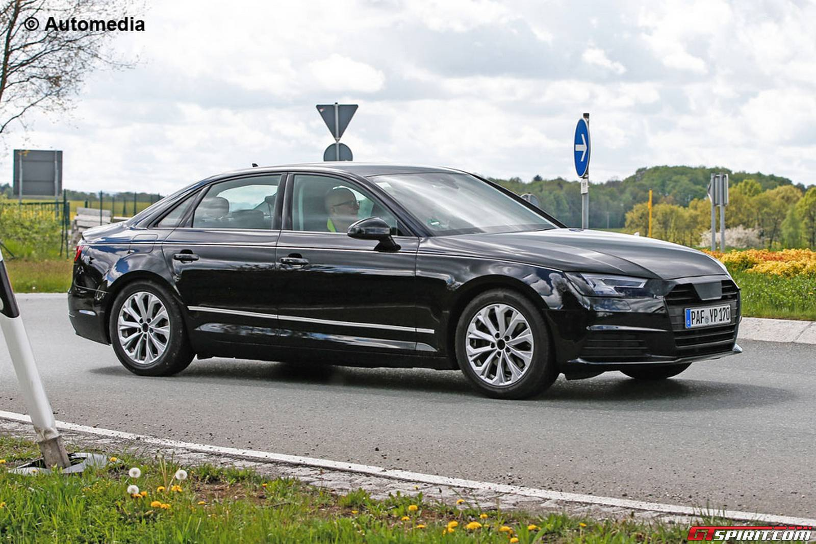 next gen audi a4 being revealed this month gtspirit. Black Bedroom Furniture Sets. Home Design Ideas
