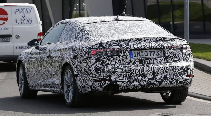 Next-Gen Audi A5