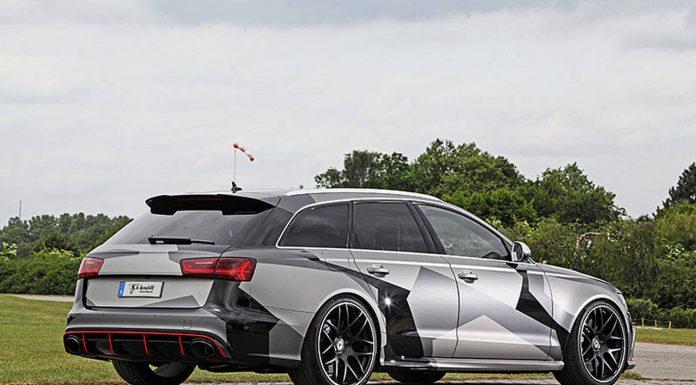 Official: Audi RS6 Avant by Schmidt Revolution