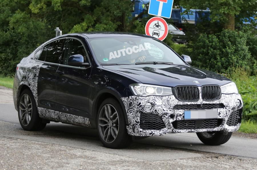 BMW X4 M40i previewed