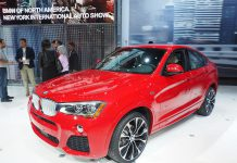 BMW X4 to be produced in Russia