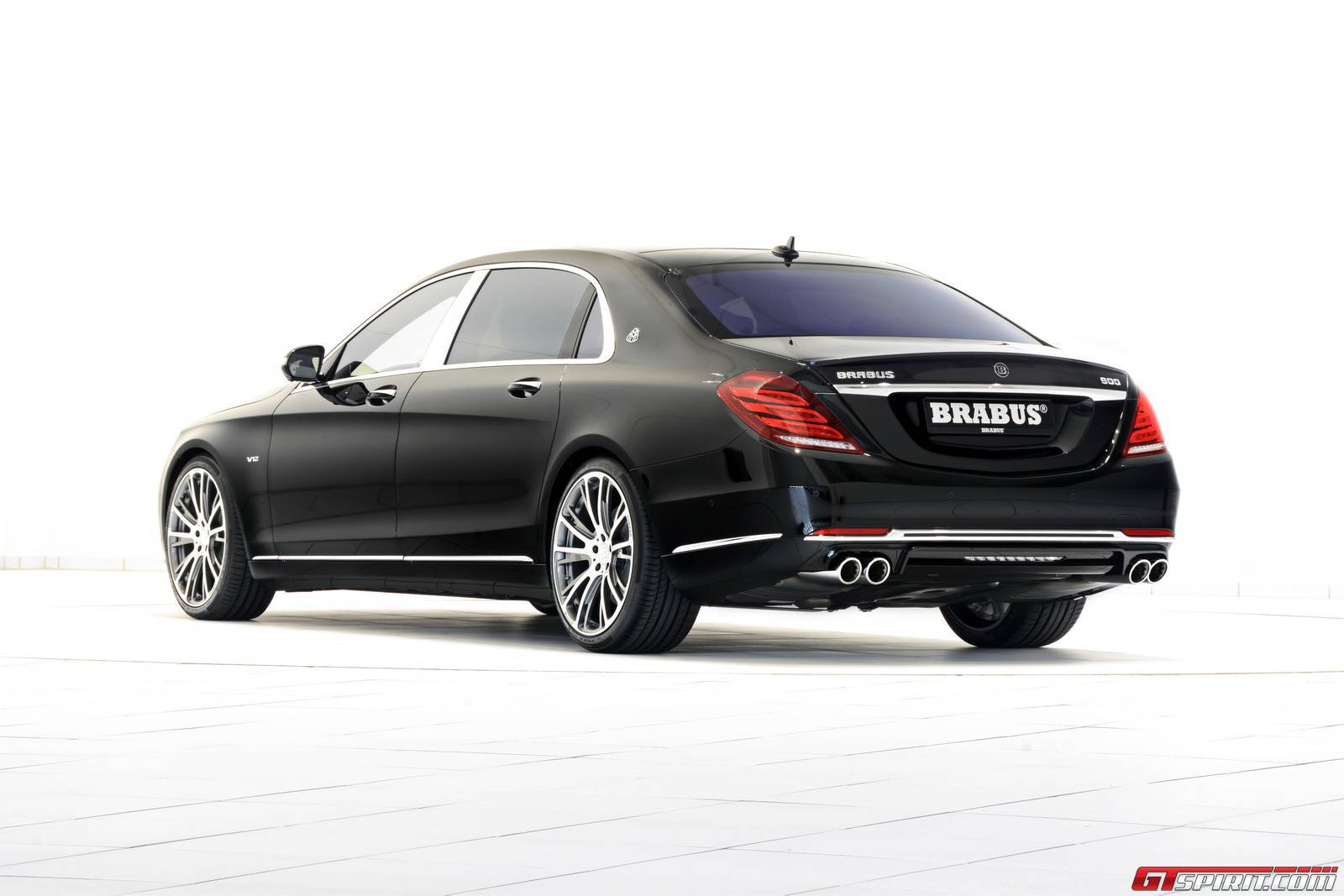official 900hp mercedes maybach s600 by brabus gtspiritbrabus mercedes maybach s600 · 900hp mercedes maybach s600 by brabus