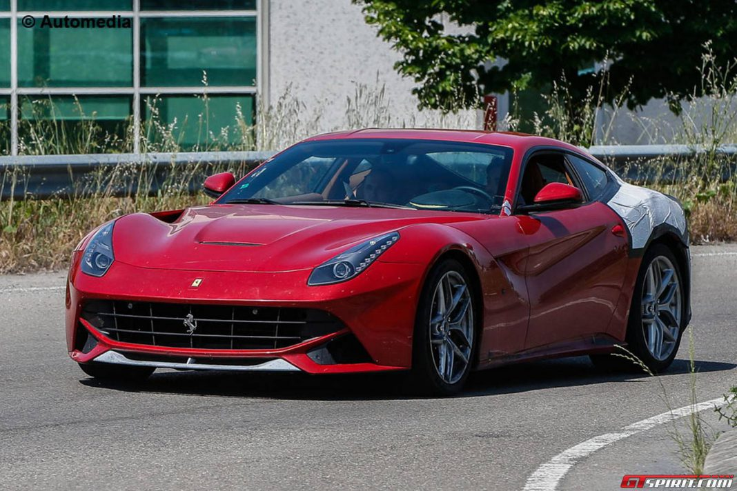 Ferrari F12 GTO debut Frankfurt Motor Show 2015