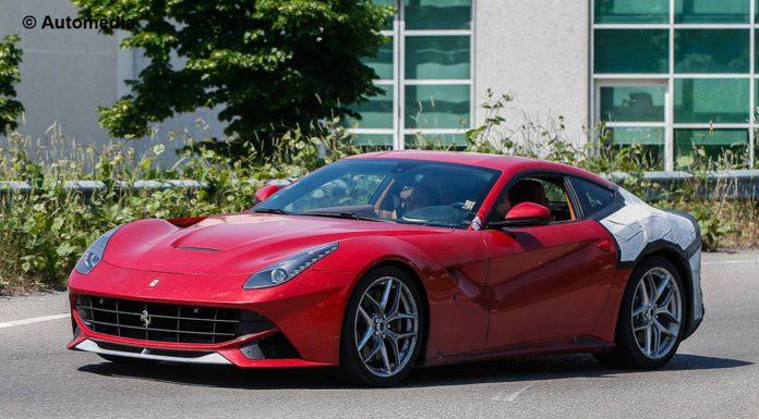 Ferrari F12 M to get 780hp