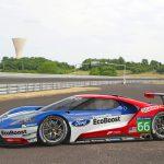 2016 Ford GT GTE racecar
