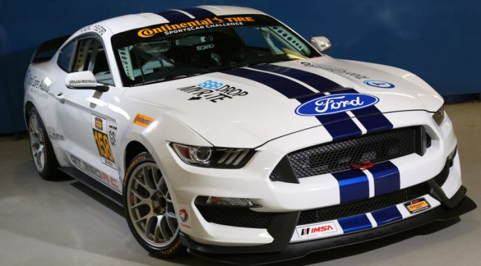 Ford Mustang Shelby GT350R-C revealed