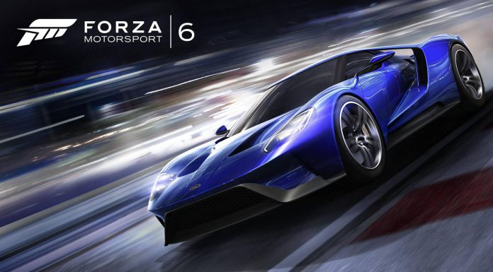 Ford GT Makes Exclusive Debut for Forza Motorsport 6
