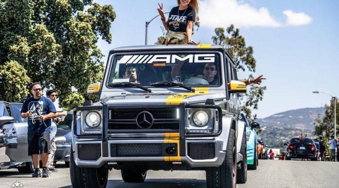 Mercedes-Benz G63 AMG goldRush Rally 7