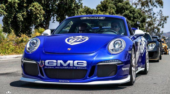 GMG Racing Porsche 911 GT3