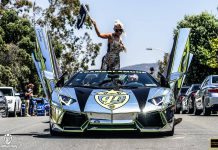 goldRush Rally 7: HRE Wheels Open House
