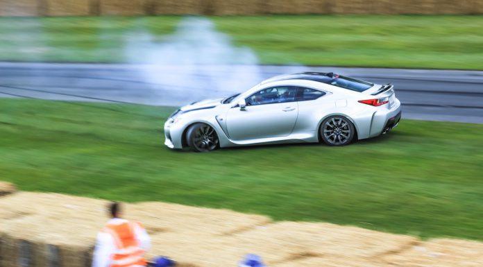 Goodwood Festival of Speed Lexus