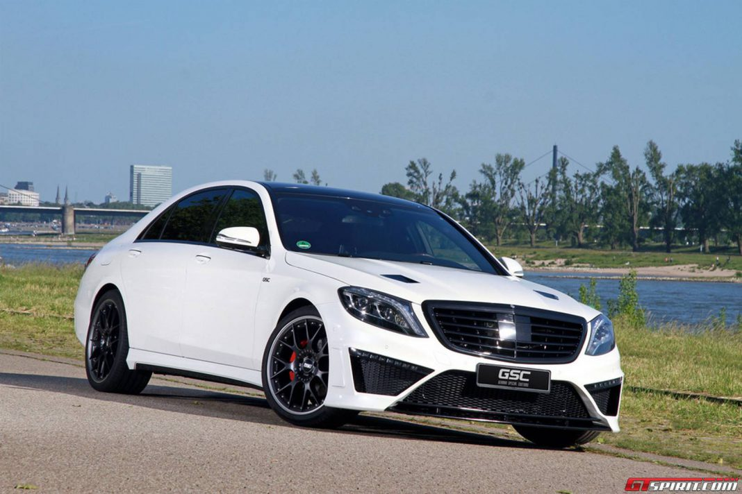 Mercedes-Benz S-Class by German Special Customs